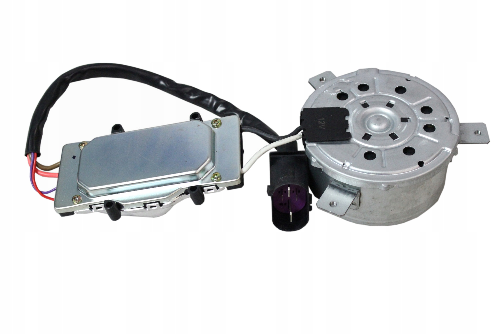 audi a6 c6 вентилятор модуль 4f0121003k  l