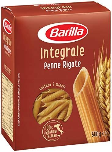 BARILLA PENNE INTEGRALI макароны из цельного зерна