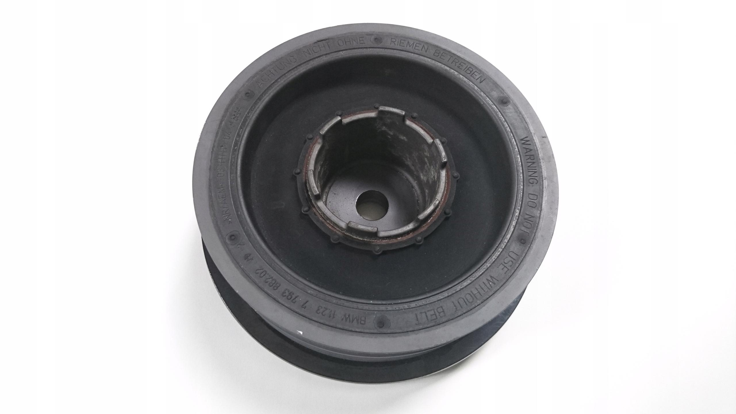 bmw e60 e61 20d круг шкив вала глушитель вибрации