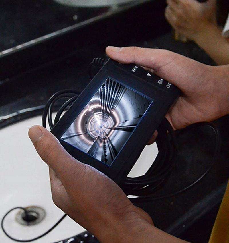 Kamera INSPEKCYJNA ENDOSKOP 3M 6LED FULL HD INSKAM Marka Inskam