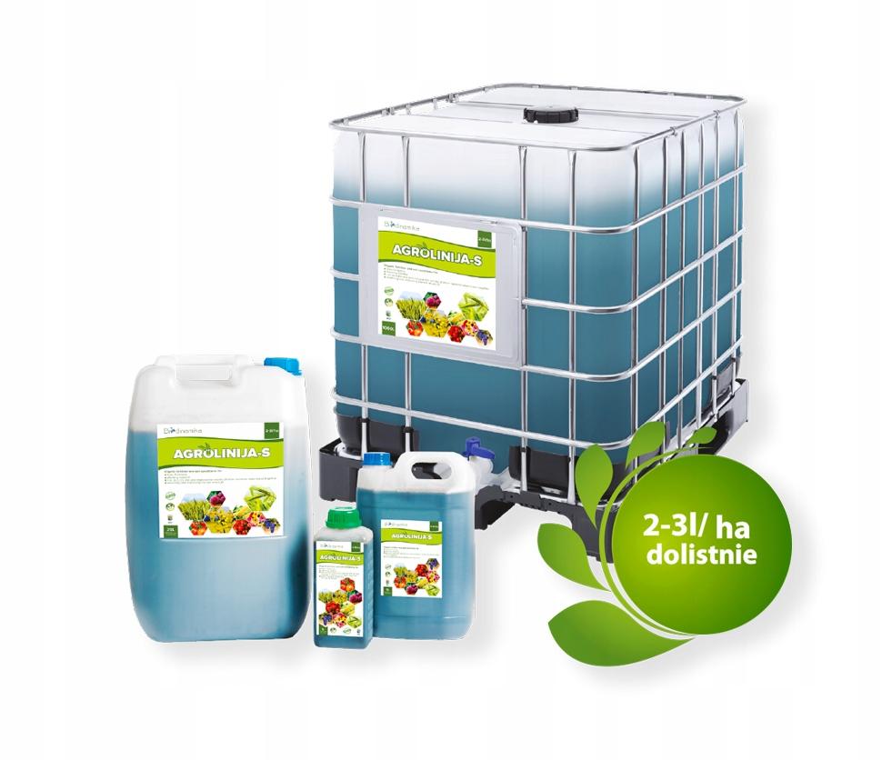 Dolistny Удобрения питательного вещества на 10 га Травы, Зерна 3000L