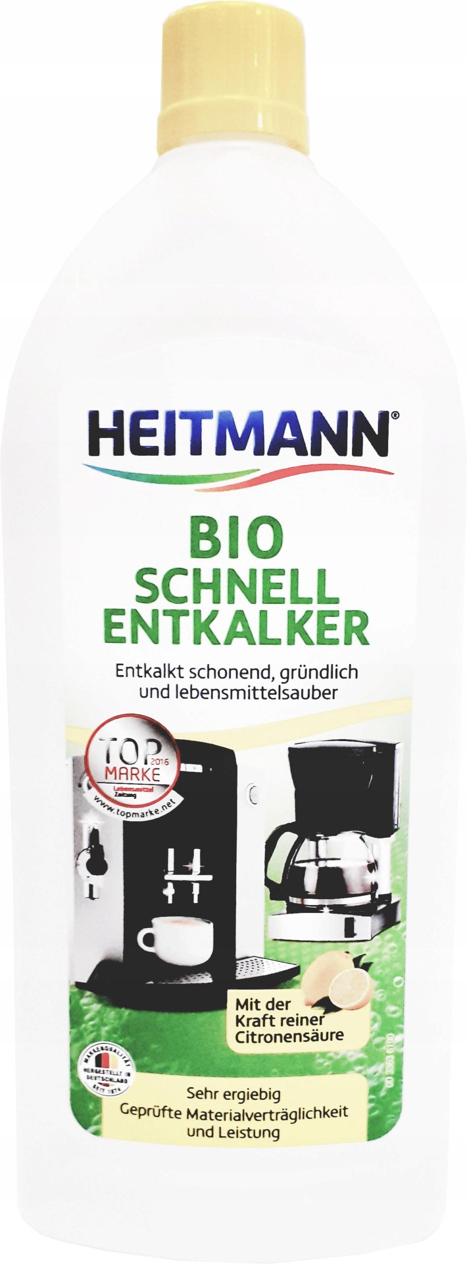 Heitmann ODKAMIENIACZ do czajników ekspresów 250ml