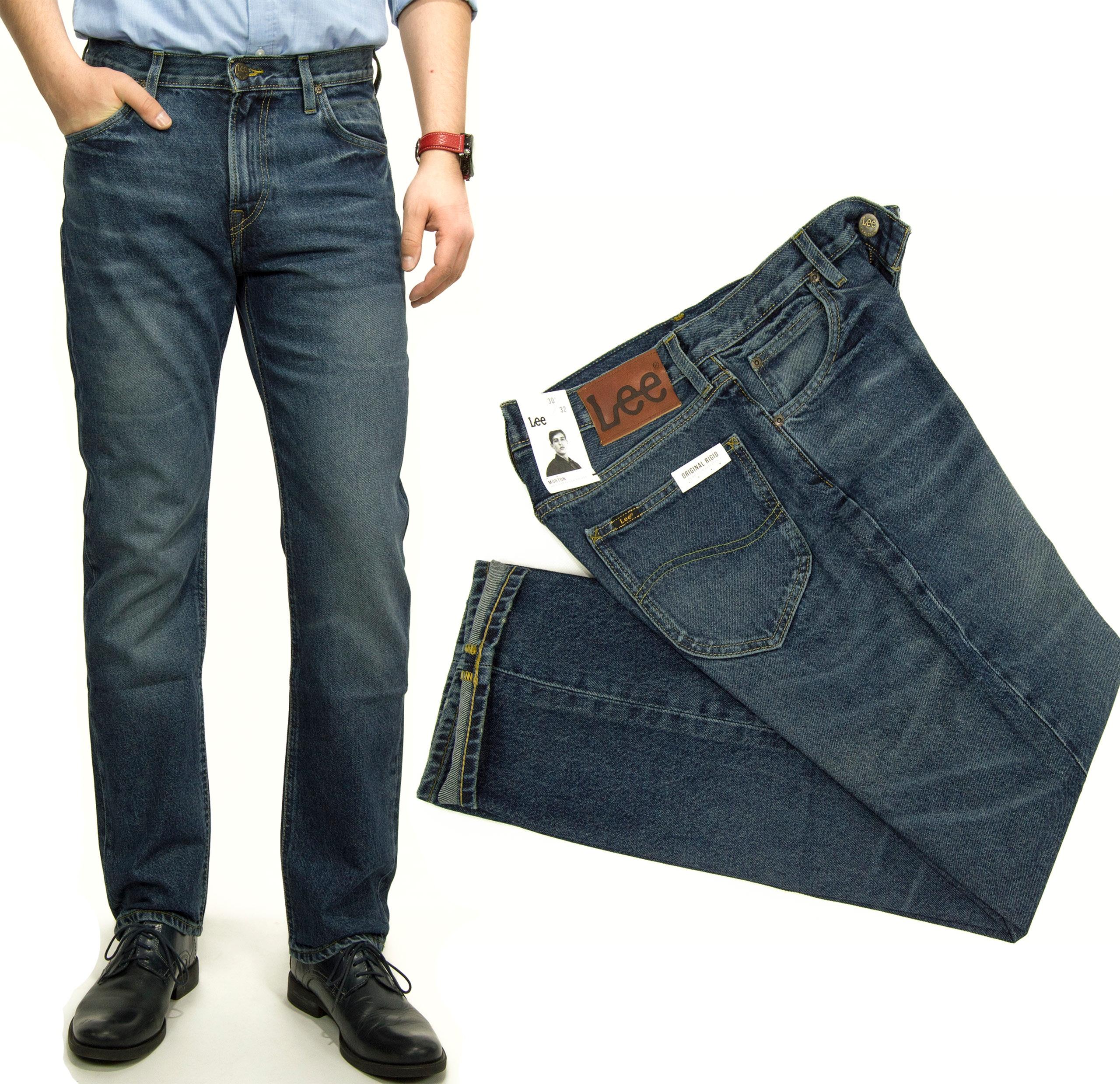 Ak Morton Vintage Uvoľnene, džínsy, nohavice W31 L32
