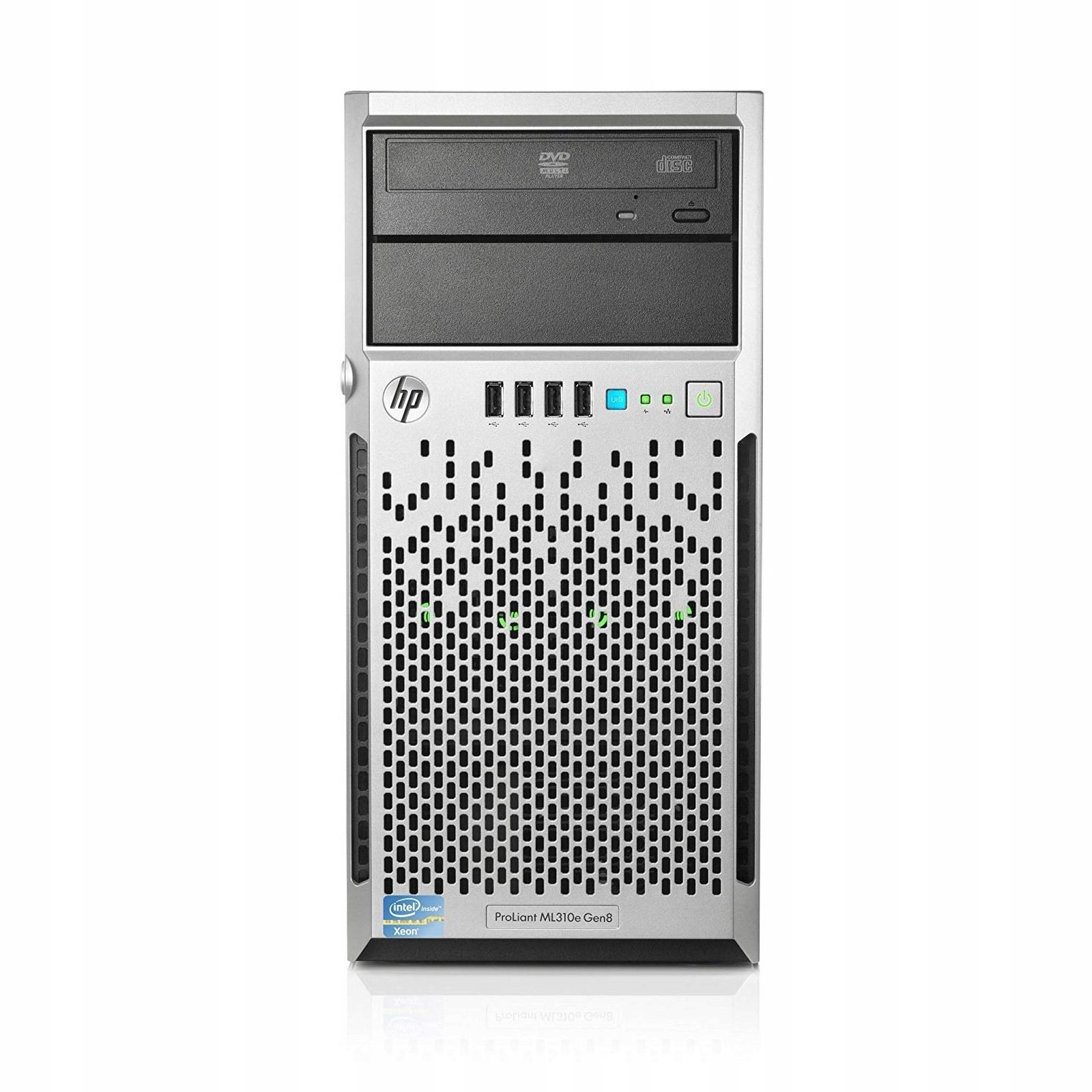 Купить HP ML310E V2 SFF G8 E3-1220 V3 8 ГБ ОПЕРАТИВНОЙ памяти на Otpravka - цены и фото - доставка из Польши и стран Европы в Украину.