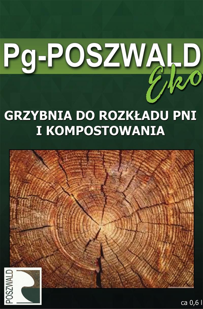 Pg Poszwald Eko Grzybnia Do Rozkładu Pni Drzew