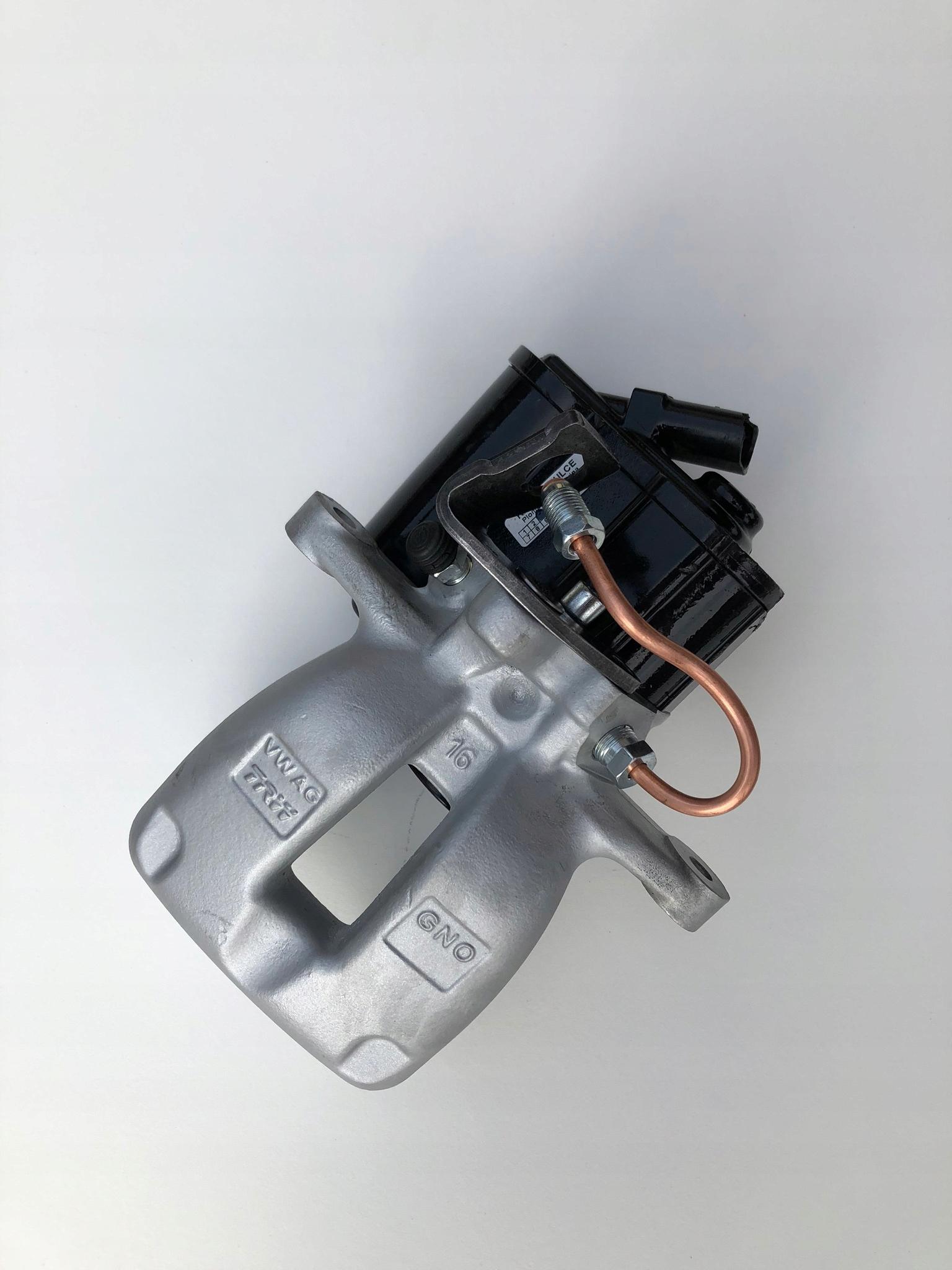 passat b6 двигатель электрический