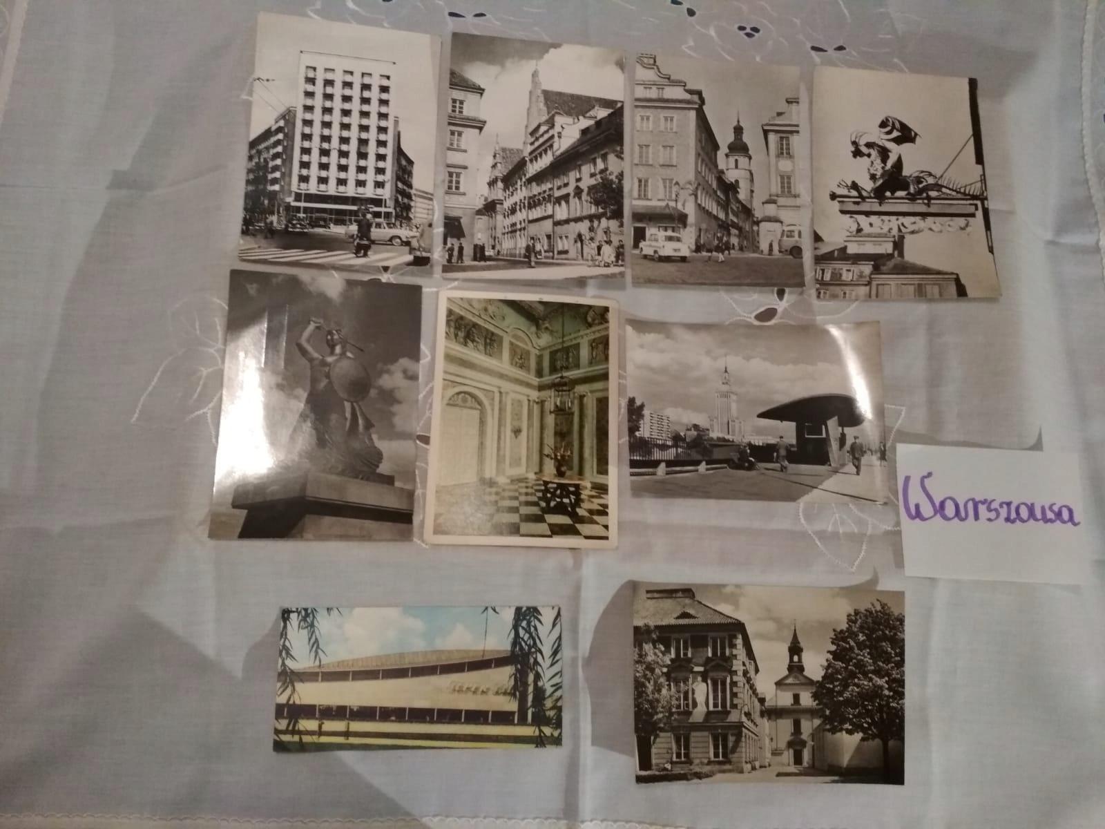 Kartki pocztowe - miasta cz8