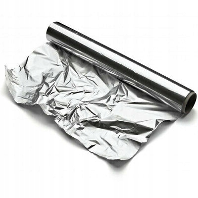 Фольга алюминиевая пищевая кейтеринговая 45см 1,5 кг