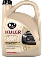 Жидкость для Радиаторов G12 K2 KULER -35 КРАСНЫЙ 5Л