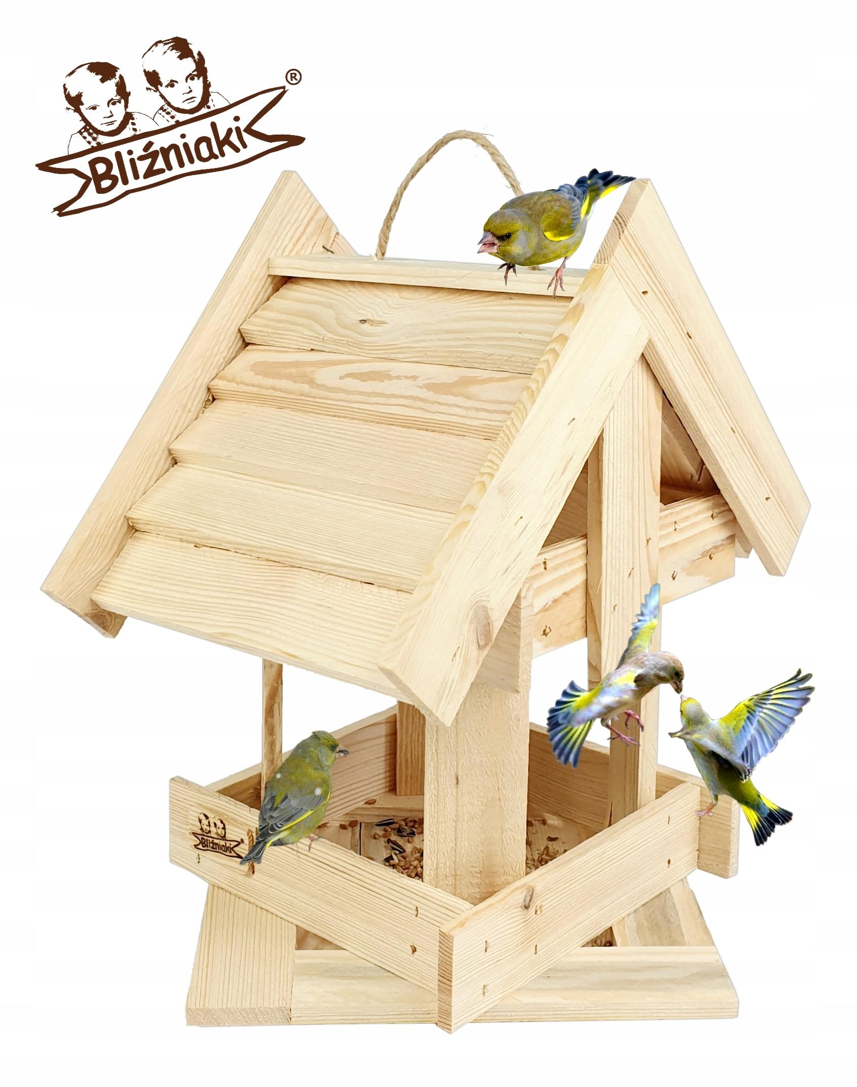 Dekoratívne Veľké Vtáčie Kŕmidlá, Stánok Dom, Prístrešok,