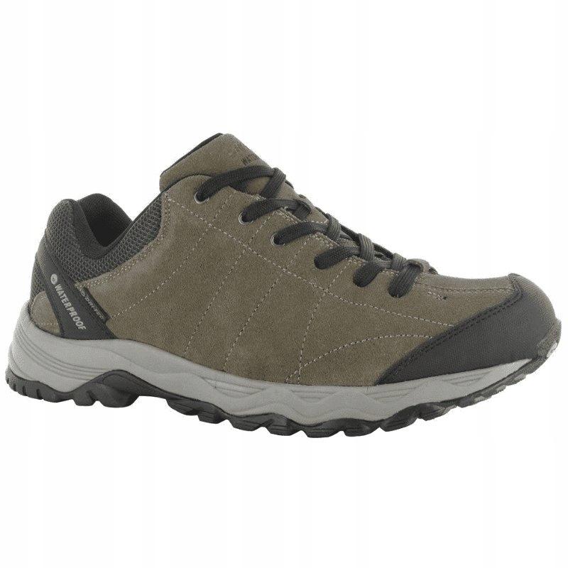 Треккинг обувь мужская Libero WP Hi-Tec р. 41 коричневый купить из Европы доставка в Украину.