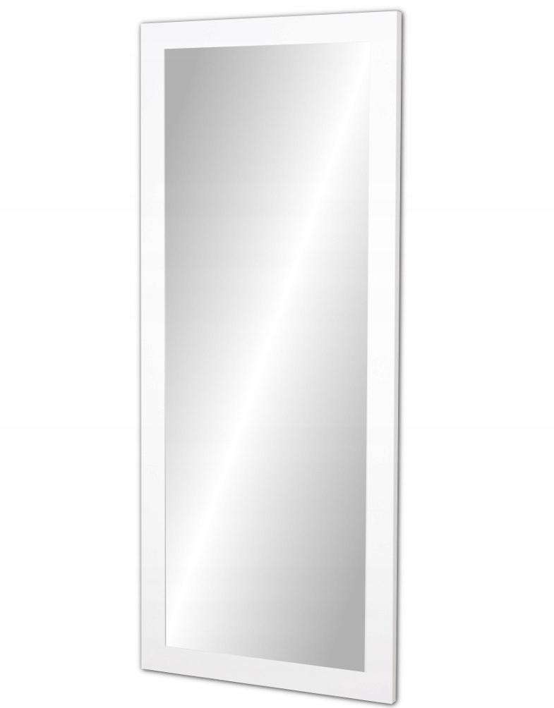 зеркало в раме 120x60 белое и БОЛЬШОЙ ВЫБОР ЦВЕТОВ