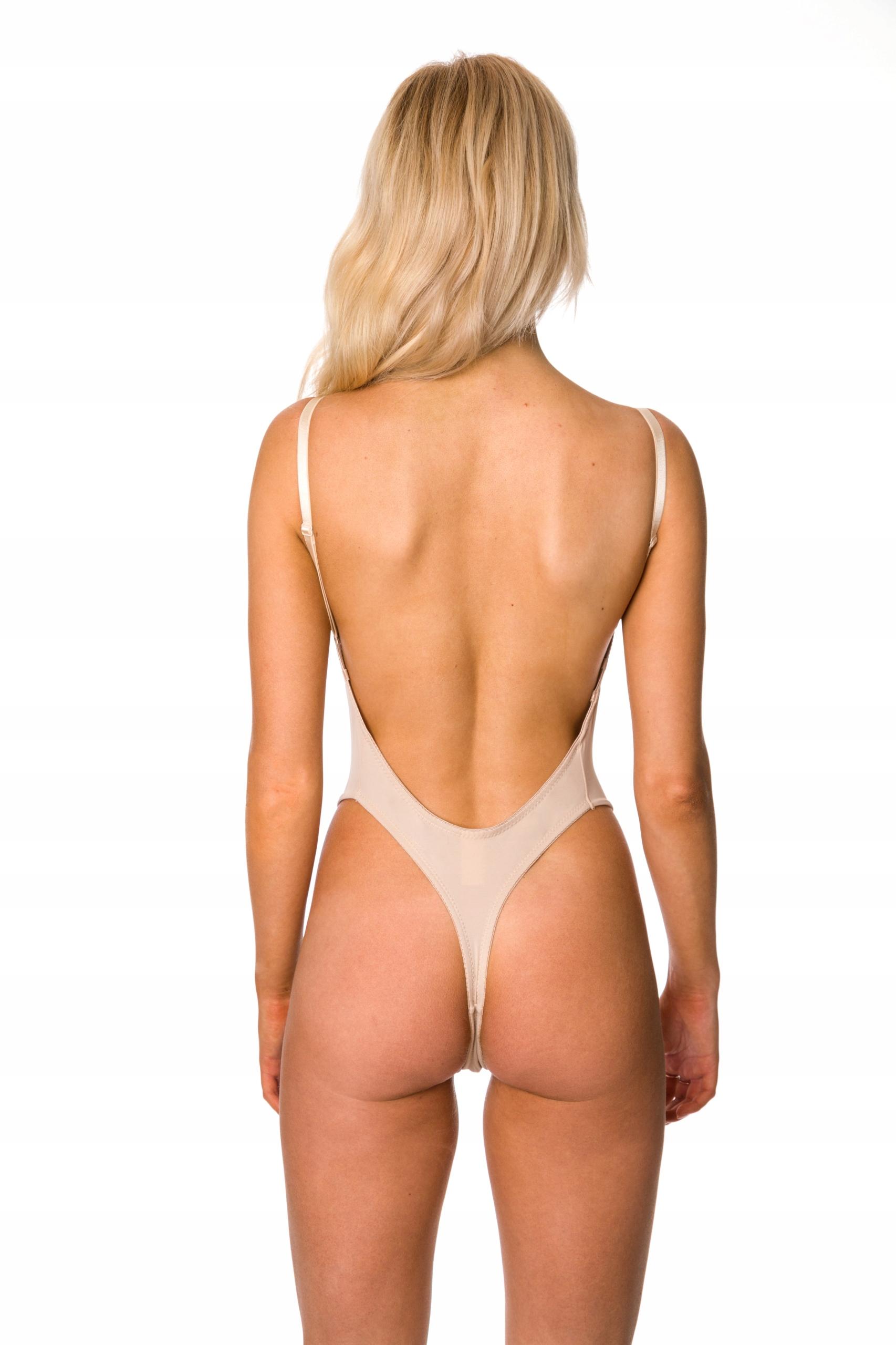 Бюстгальтер для свадебного платья без спины с голой спиной