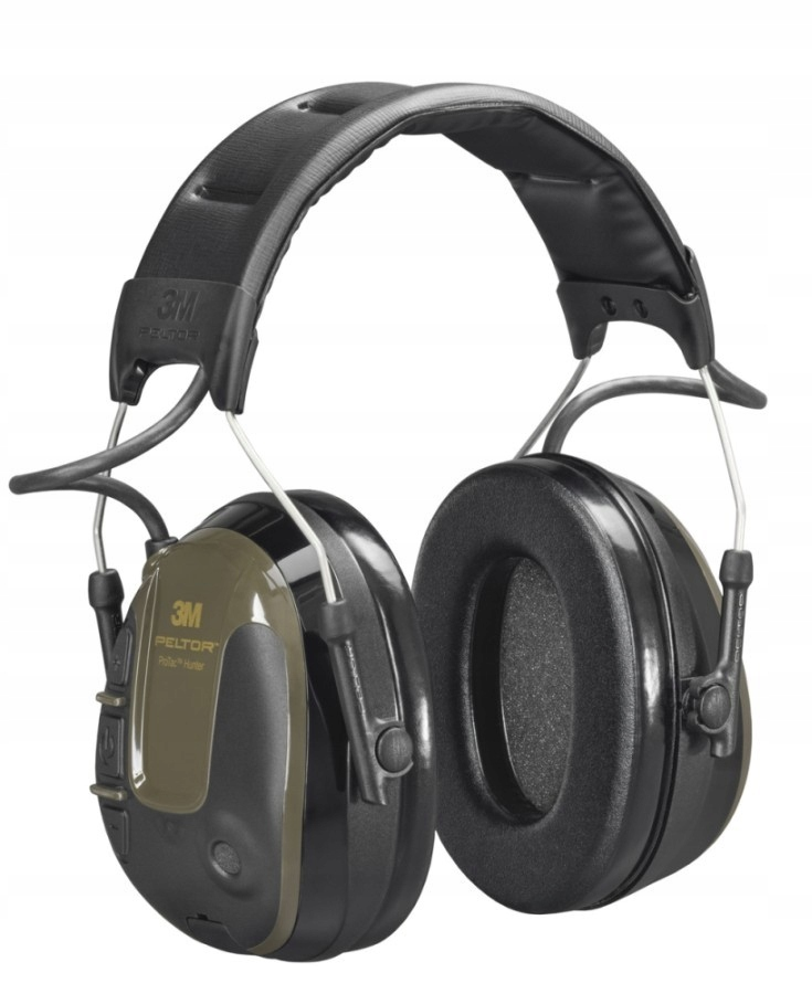 Aktívne chrániče sluchu 3M Peltor ProTac Hunter