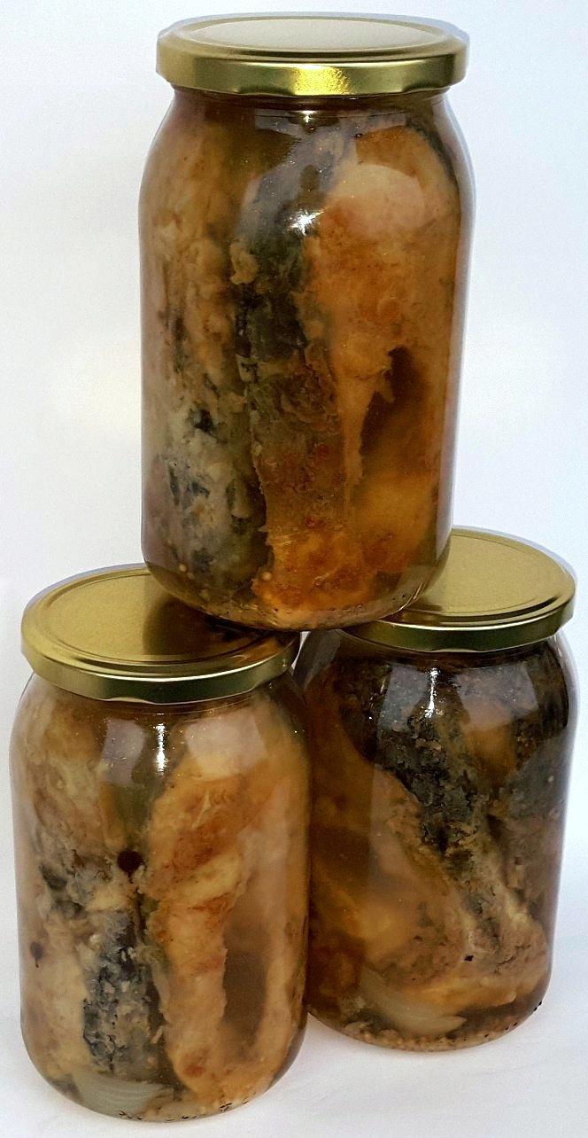 Karp w zalewie słodko-kwaśnej 0,9l domowy 900ml