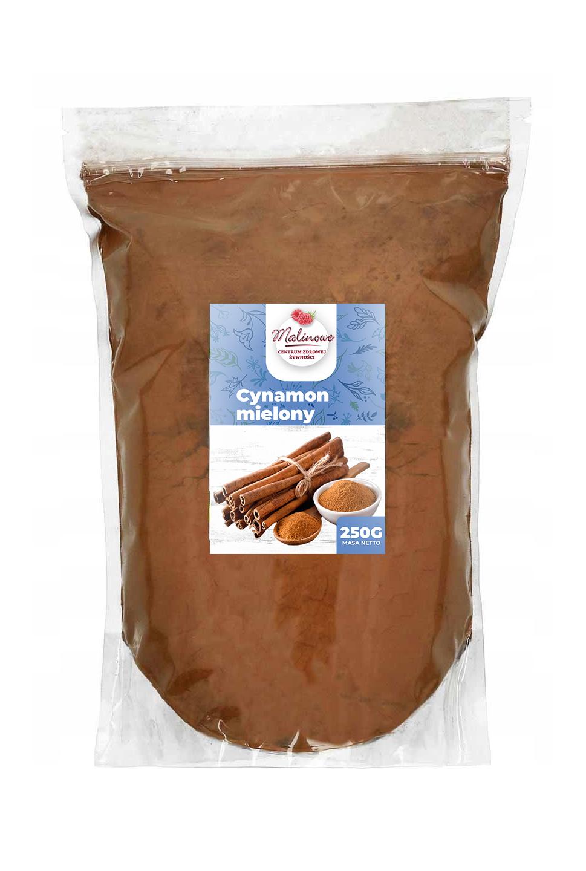 Item CINNAMON GROUND coffee 250g NATURAL HIGH QUALITY