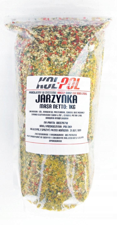 Jarzynka przyprawa warzywna uniwersalna 1kg