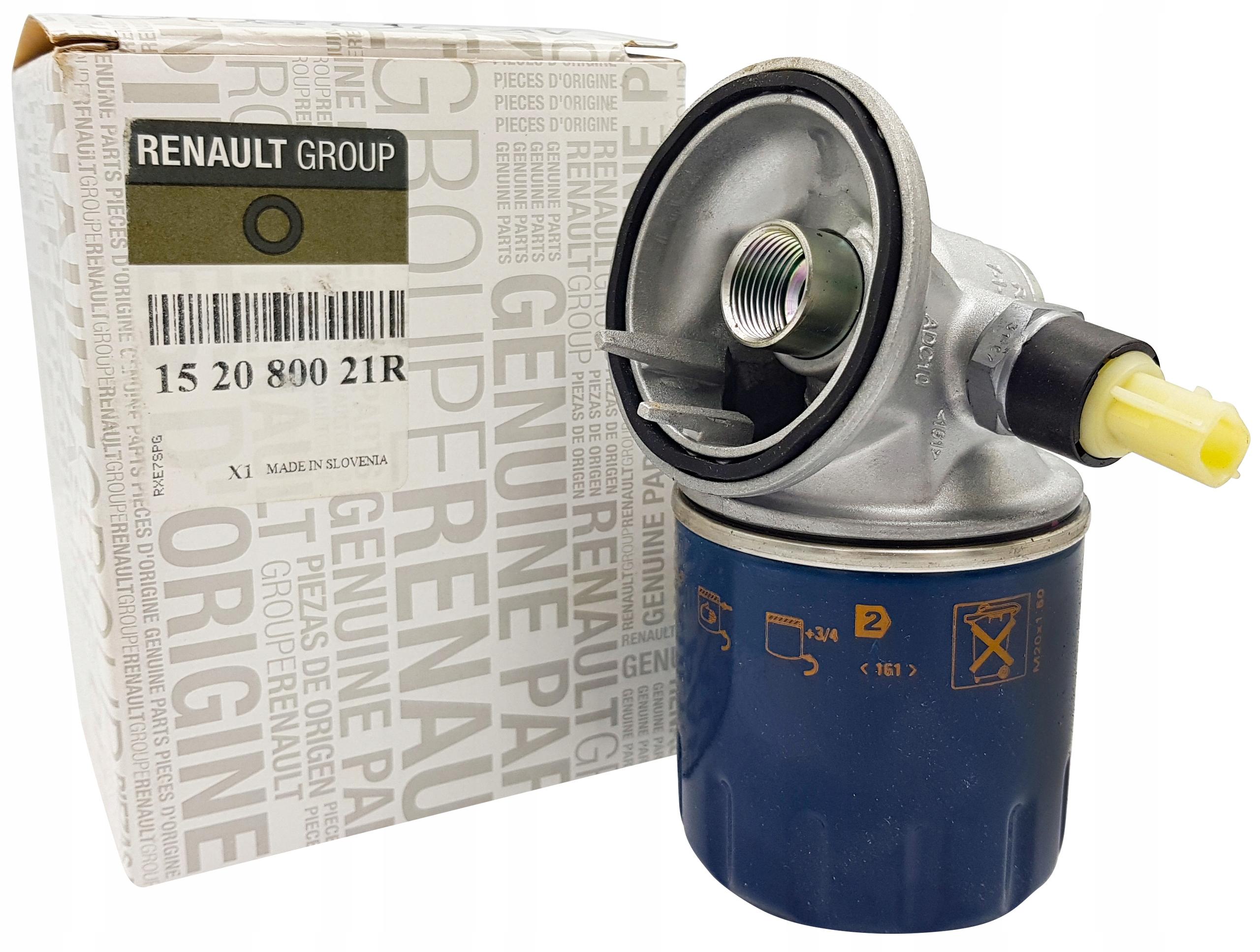 основа фильтра масла к renault clio iv 15dci