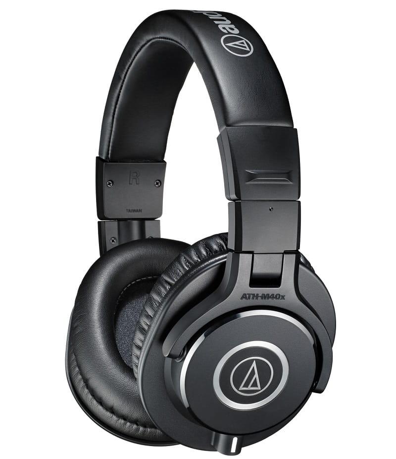 Item AUDIO-TECHNICA ATH-M40X HEADPHONES DYNAMIC