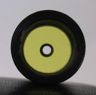Vložky akúkoľvek veľkosť, farba žltá transparentná