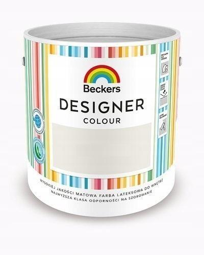 Beckers Designer Colour Farba Lateksowa 5L 56kolor
