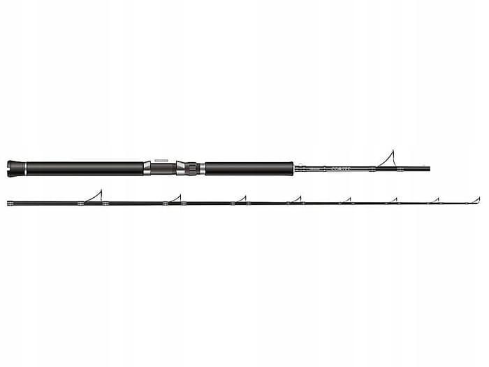 PRÚT Okuma Cortez Black 223cm 30-50 libier 2 diely