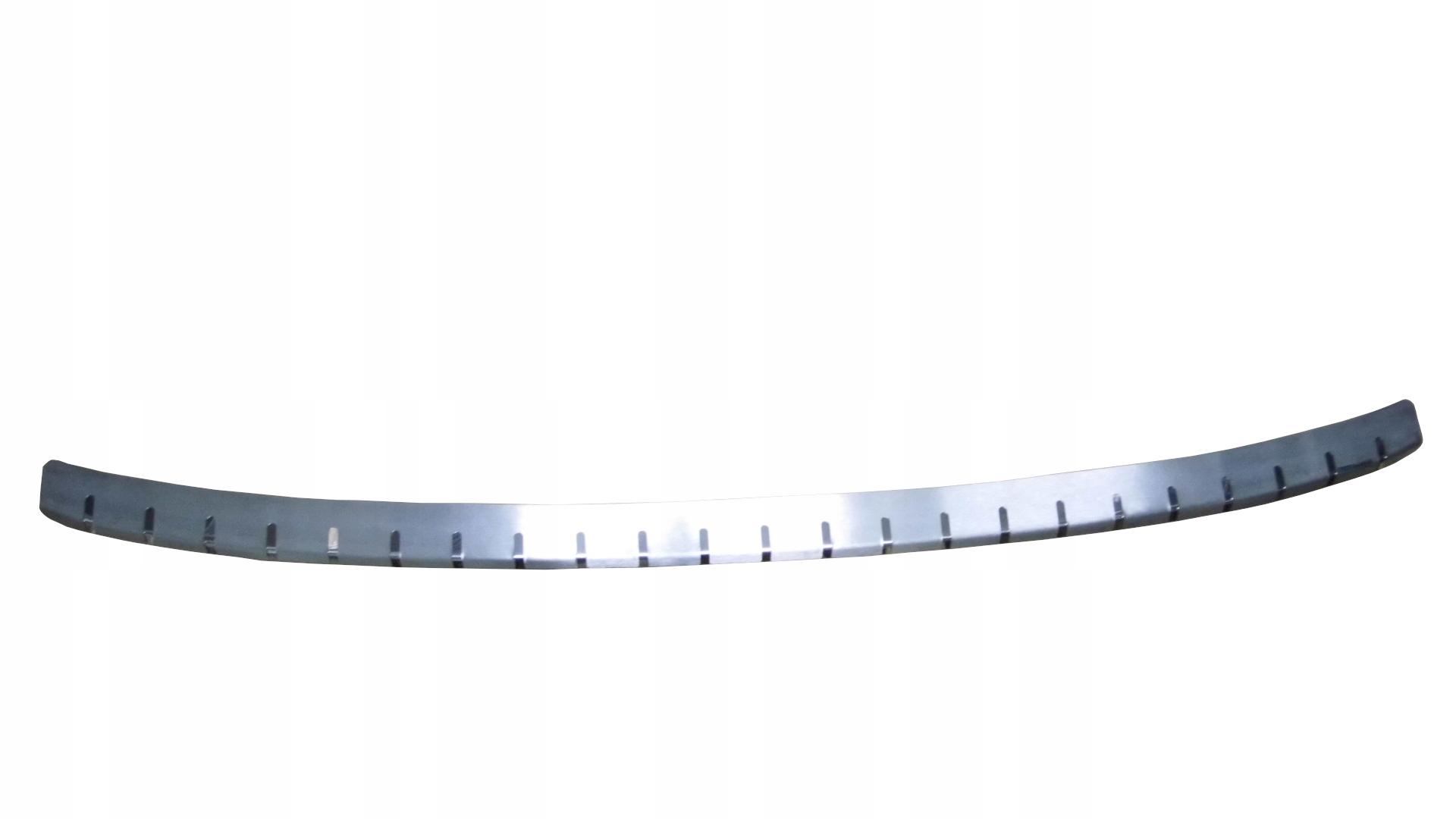 накладка на задняя панель бампер ford focus mk3 универсал