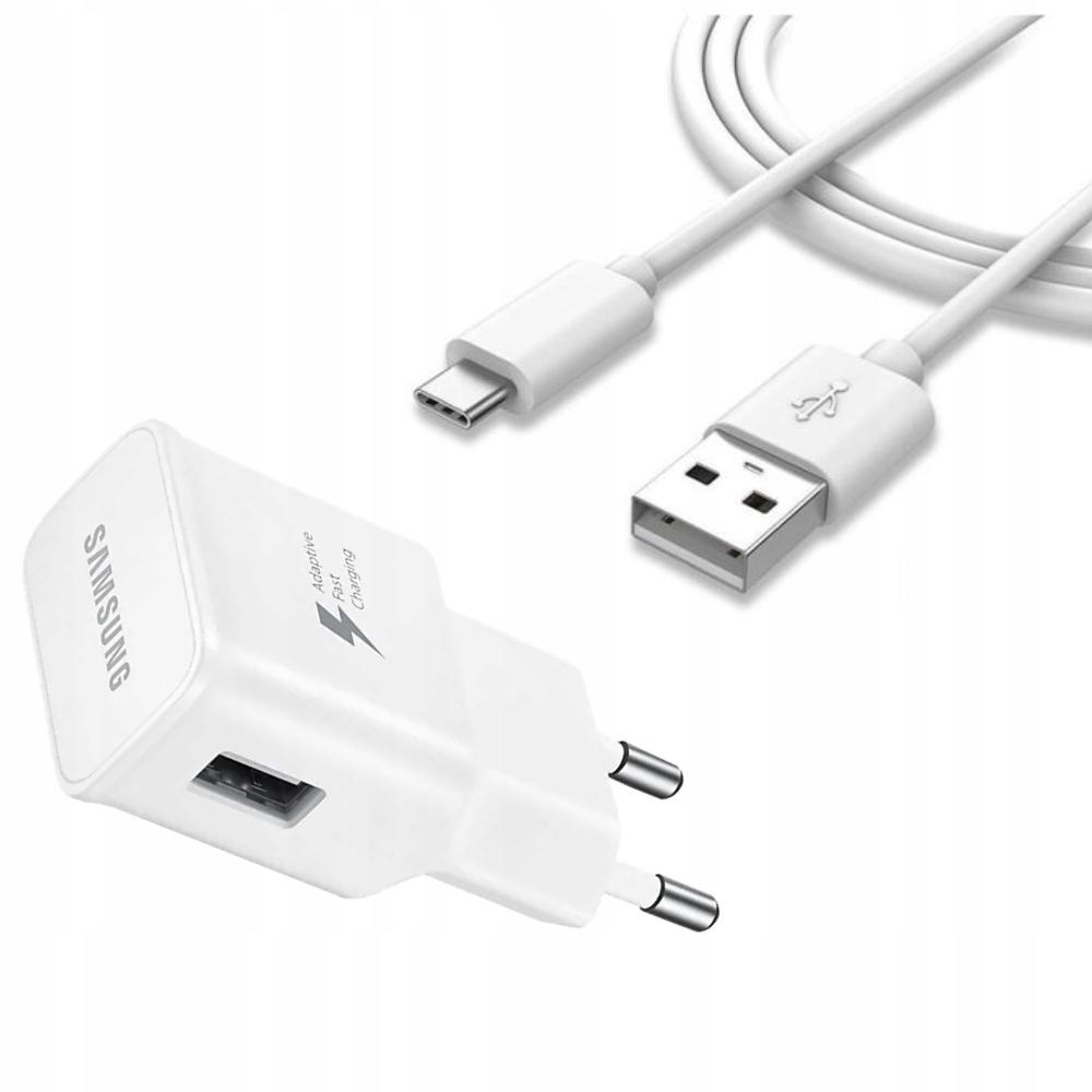 ORYGINALNA SZYBKA ŁADOWARKA SAMSUNG GALAXY USB C 8410031958