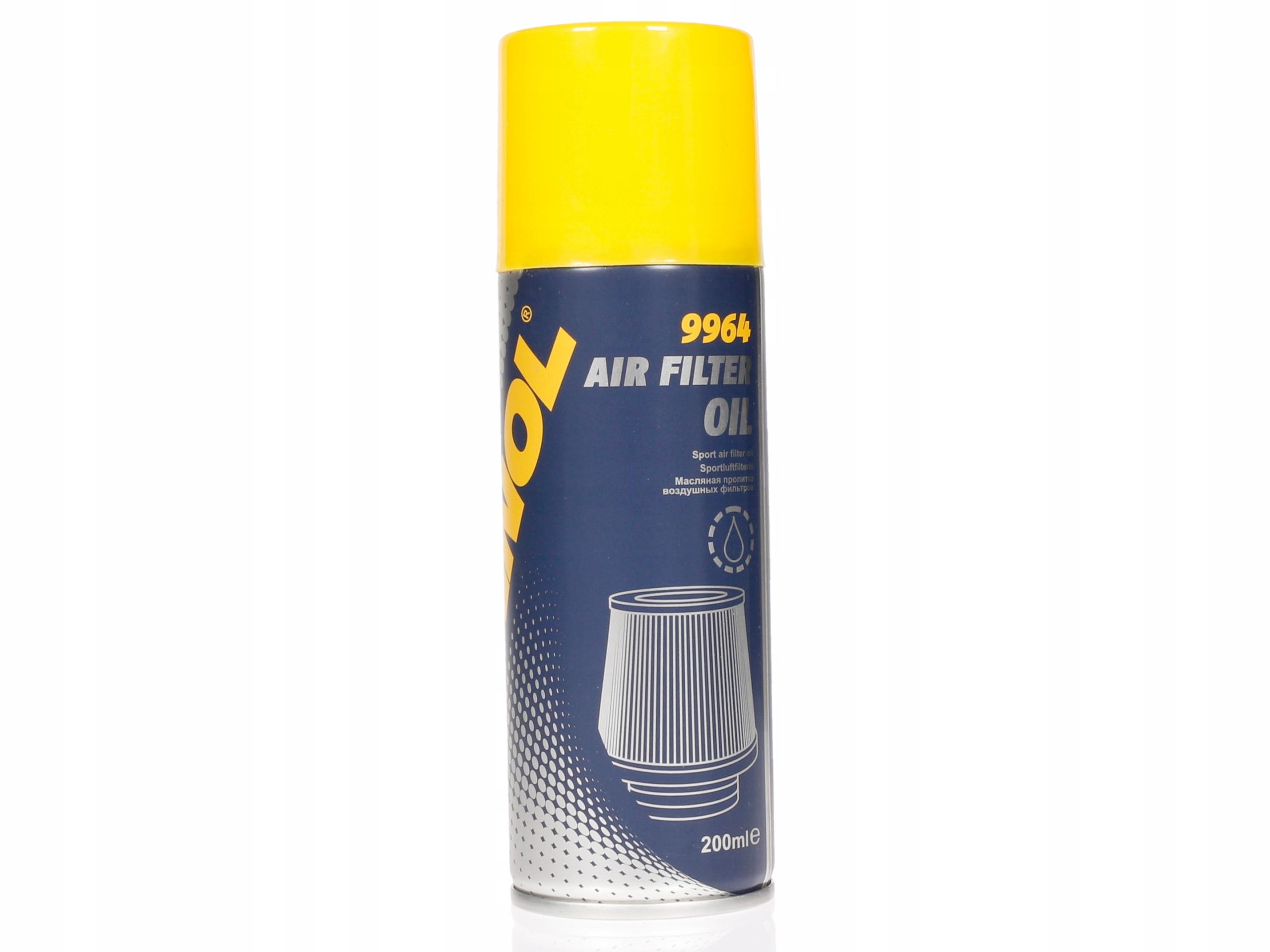 200 мл спрей для воздушных фильтров MANNOL
