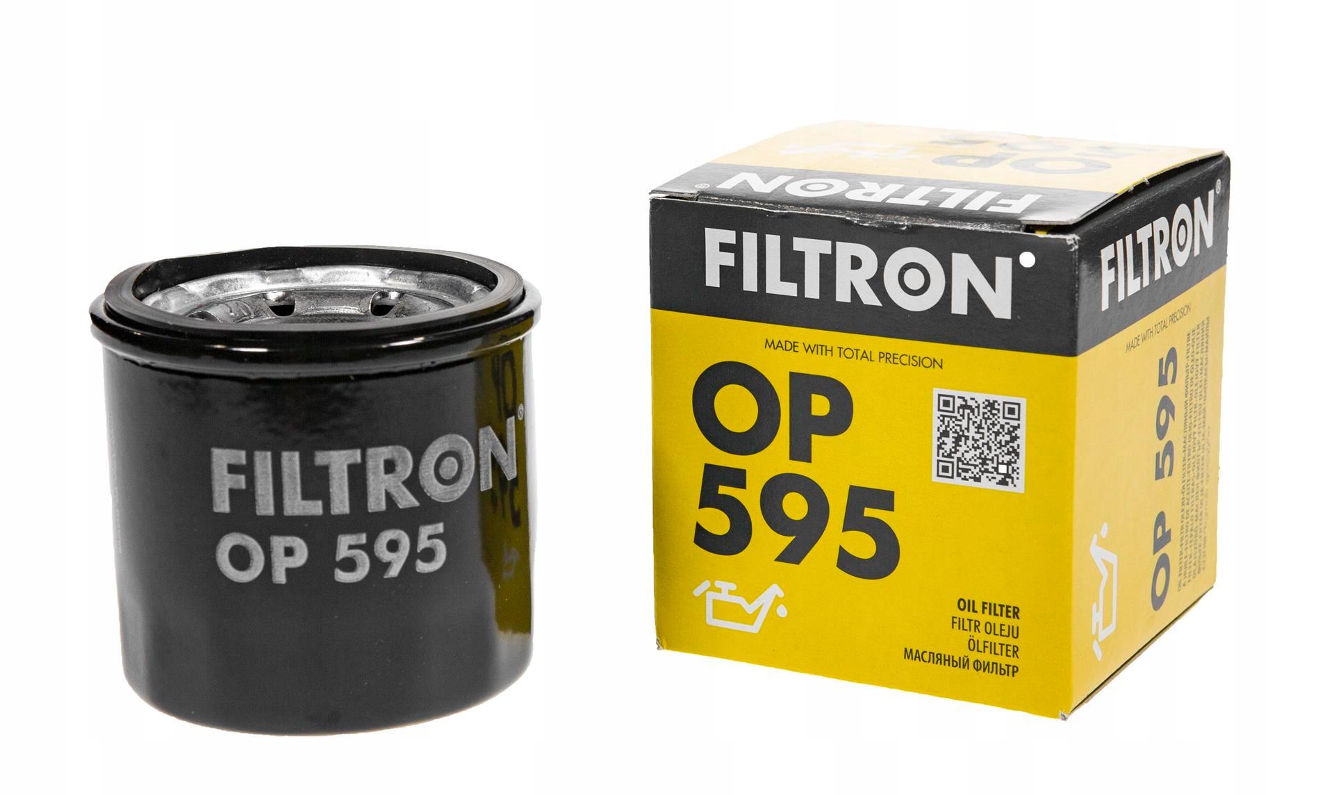 фильтр масла filtron кол-во в упак 595