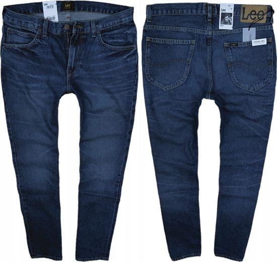LEE RIDER džínsy ROČNÍKA NOSIA pravidelné slim W33 L32
