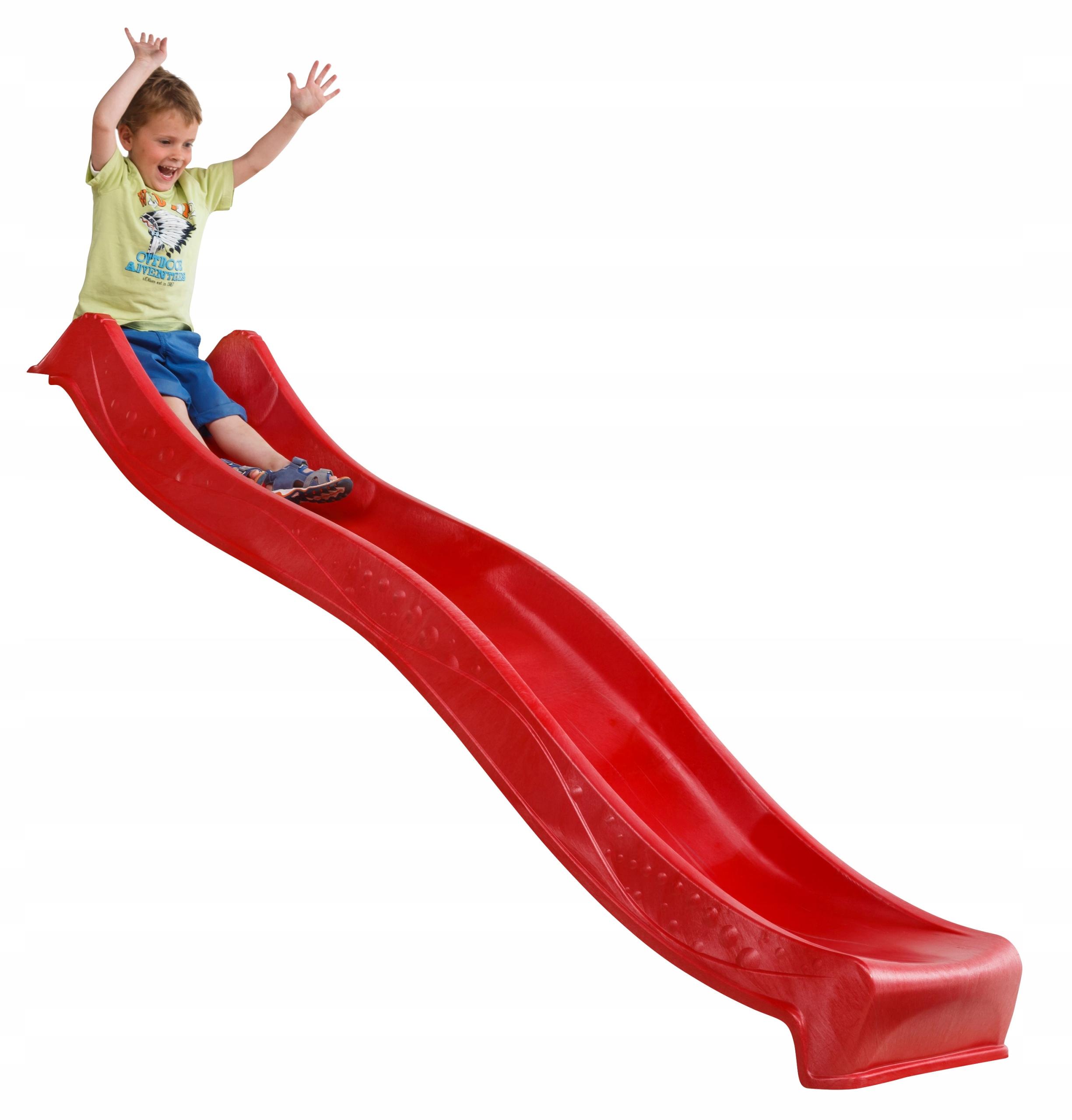 Slide Water Slide 3 metre Červená farba KBT