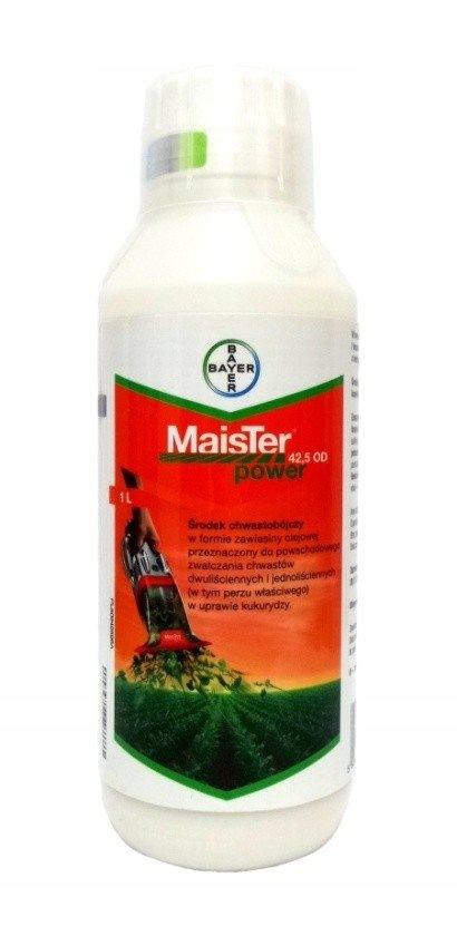 MAISTER POWER 42.5OD 1л сорняки в кукурузе BAYER