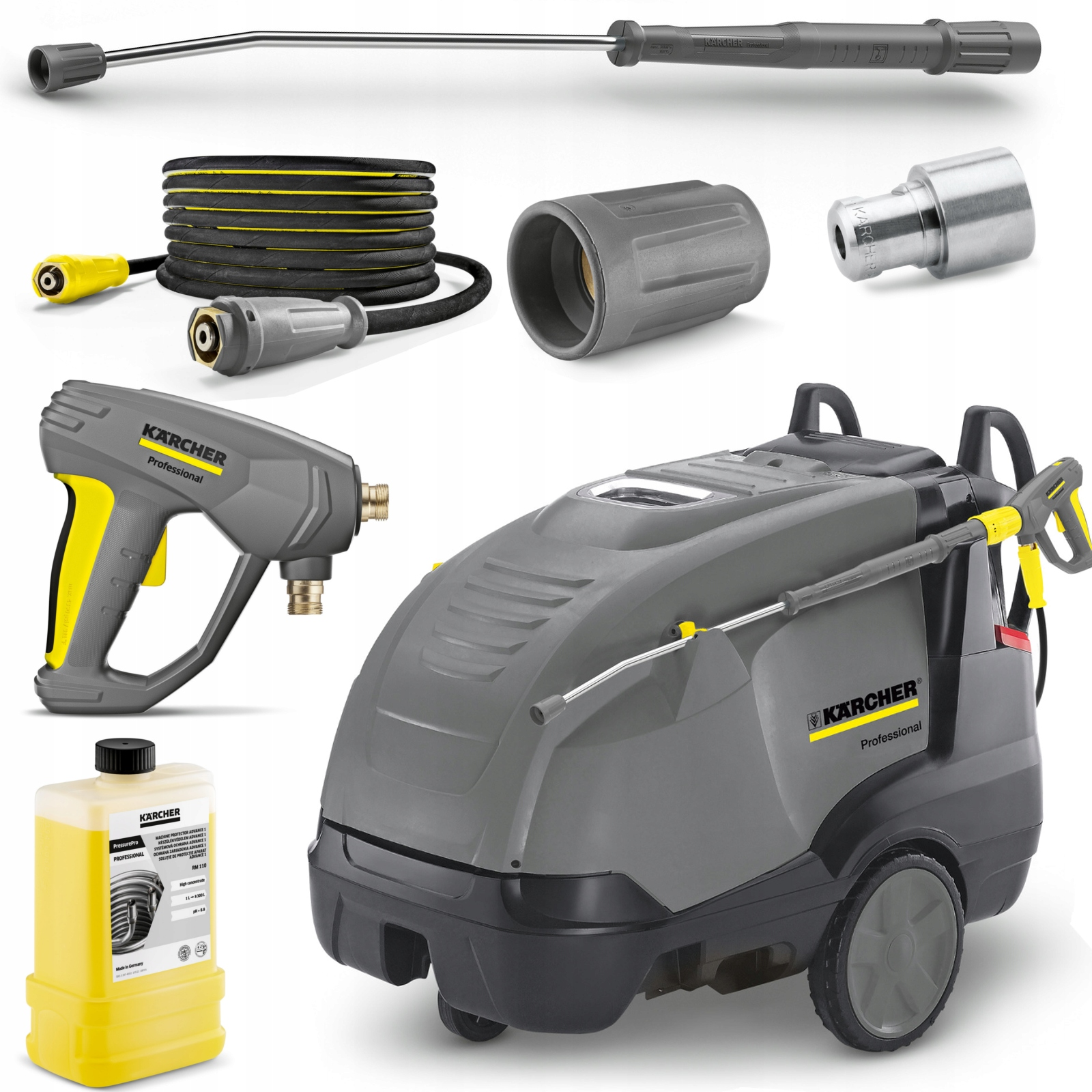 Karcher HDS 10/20-4M (200 бар 1000л/ч) PROFESIONAL