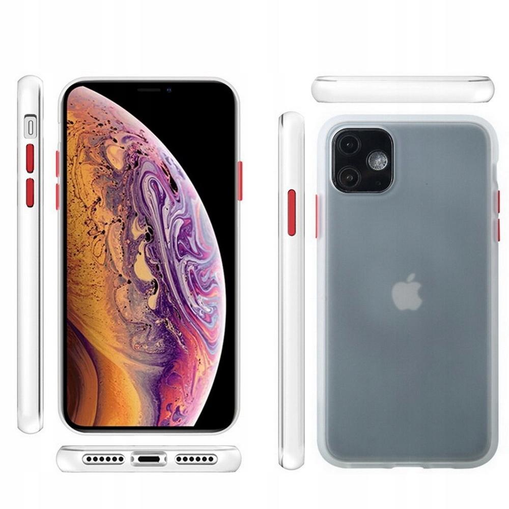 Evt Contrast Matowe Etui Obudowa Iphone 11 Pro