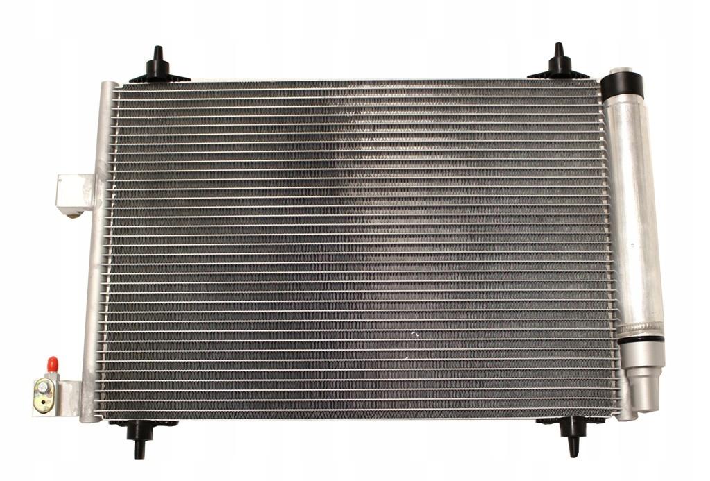 радиатор кондиционирования воздуха peugeot 407 20hdi 04-