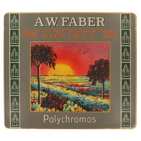 Farebné ceruzky Polychromos Retro 24 farby Faber-Castell