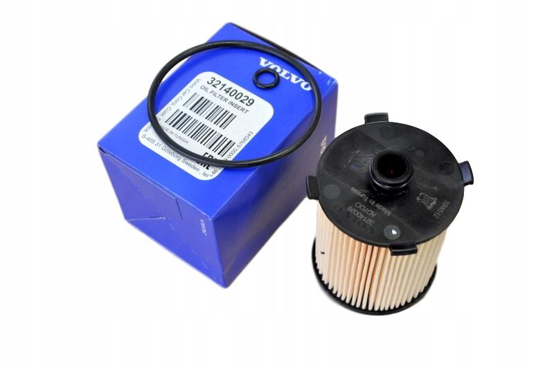 Picture of VOLVO V40 S60 V60 S80 XC60 FILTER OIL INSERT 2 , 0 OE