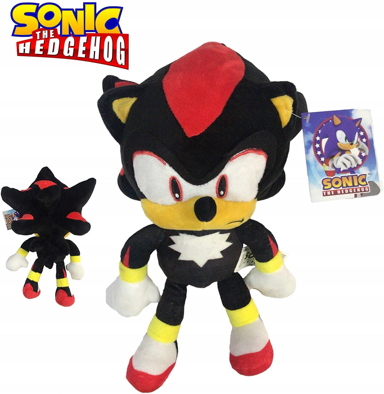 Sonic plyšový zvierací maskot cca 30 cm