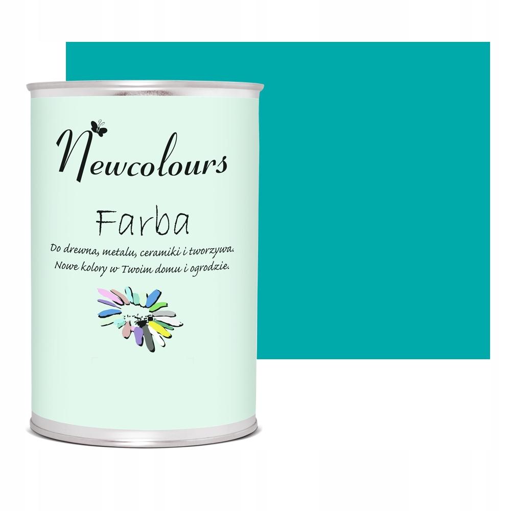 Akrylová farba Newcolours Turquoise Laguna 900ml