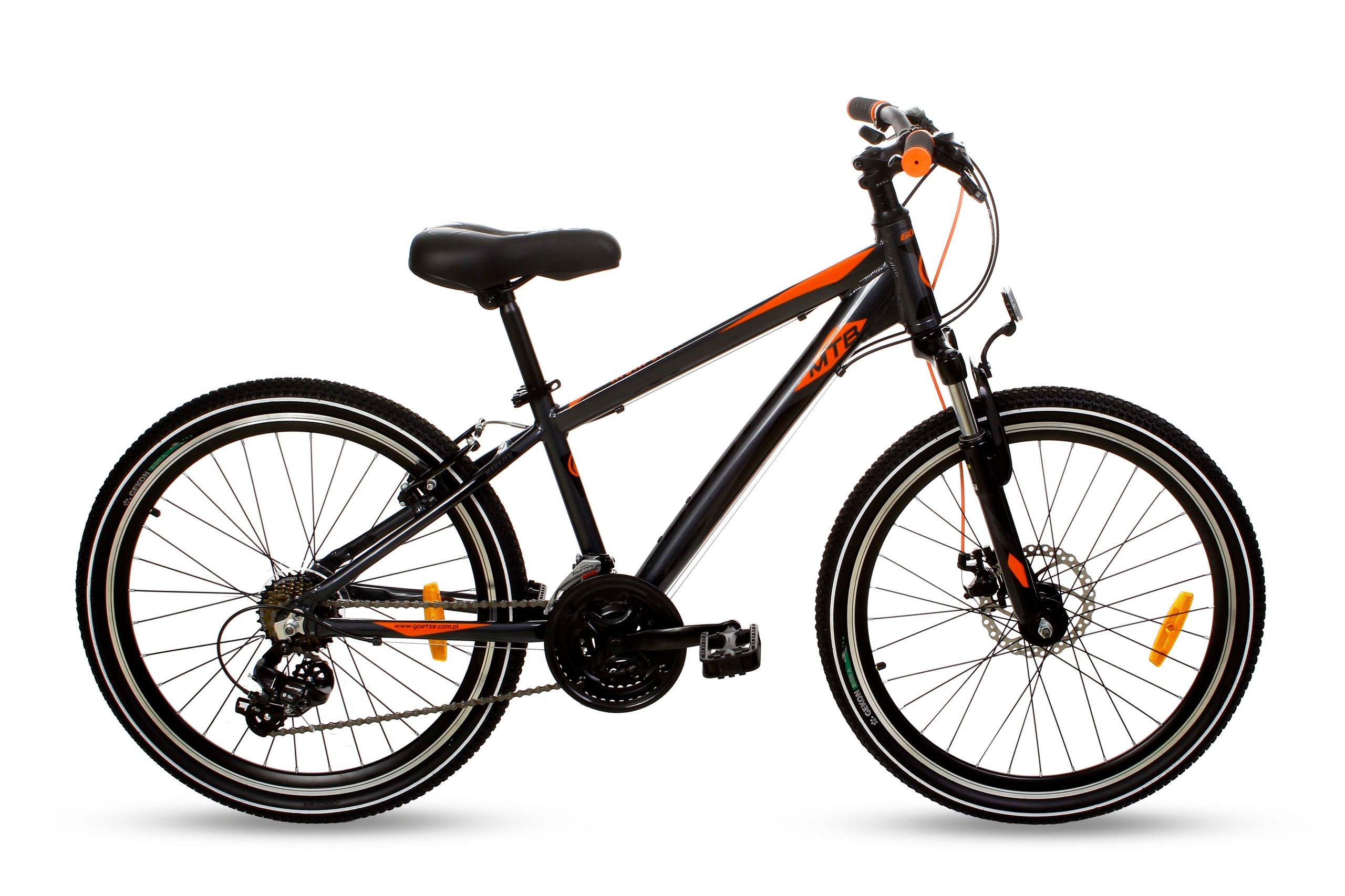 """Bicykel MTB Goetze HIGHFLYER 24"""" Hliníkové 21 B"""