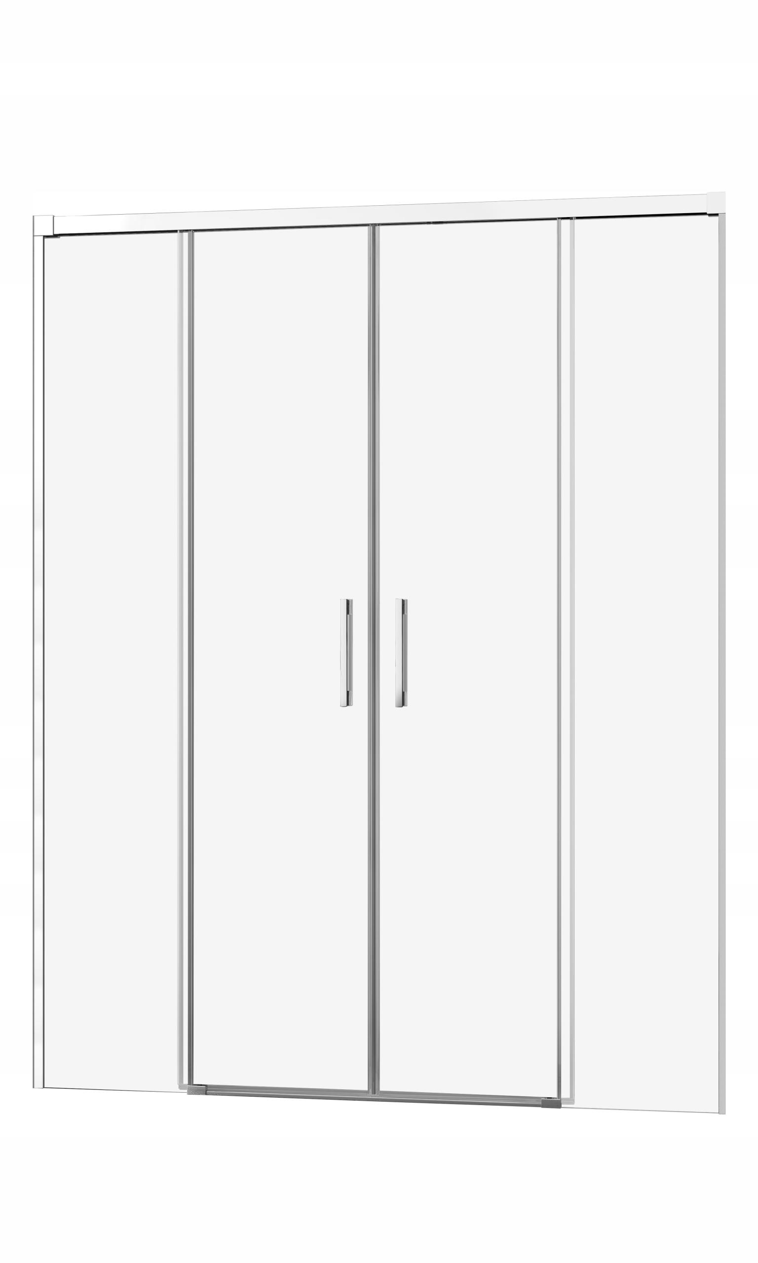 Idea DWD 170x200,5 cm sprchové dvere RADAWAY