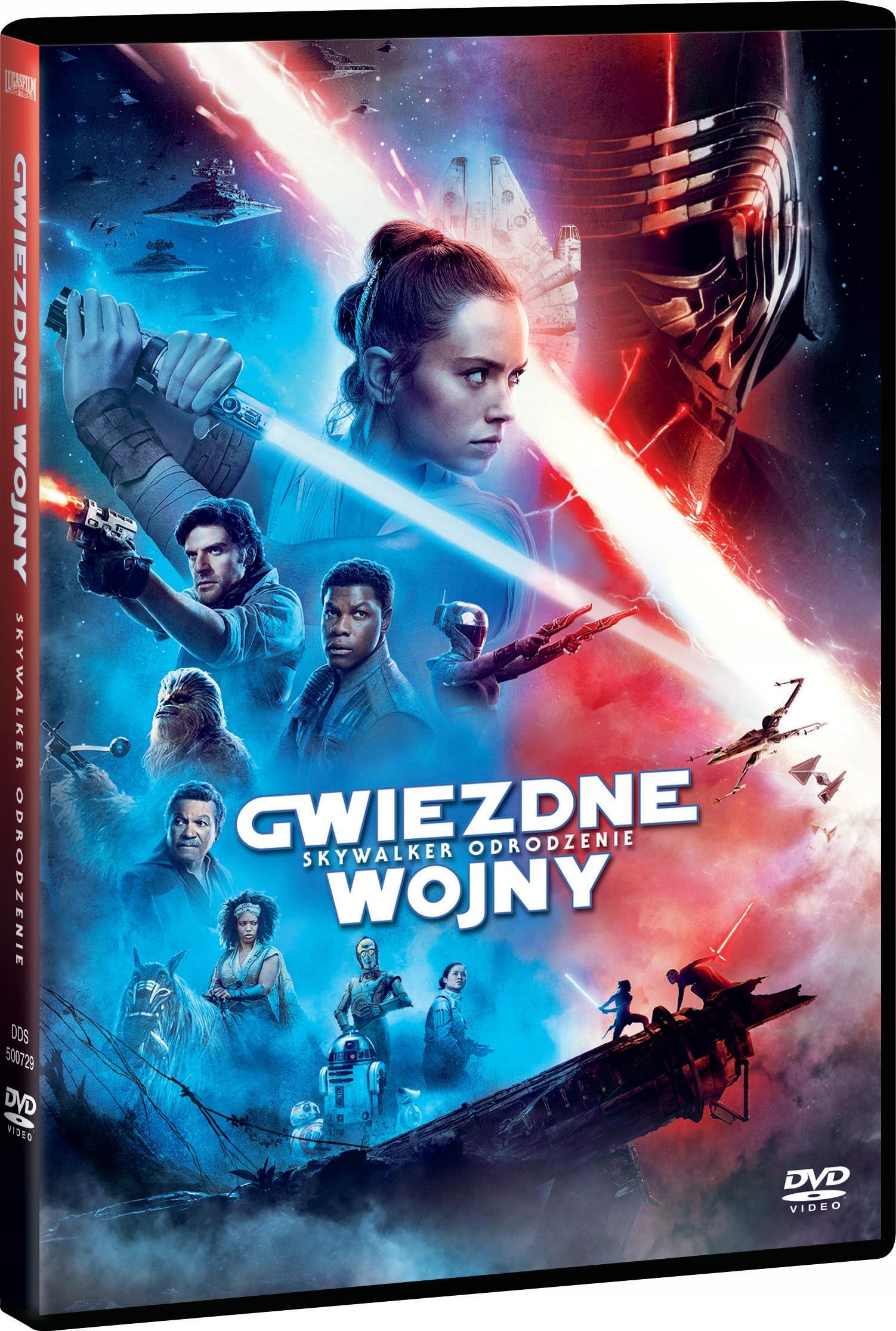Item STAR WARS: SKYWALKER. THE REVIVAL (DVD) EN