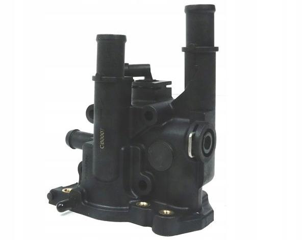 корпус основа термостата zafira vectra 16 18
