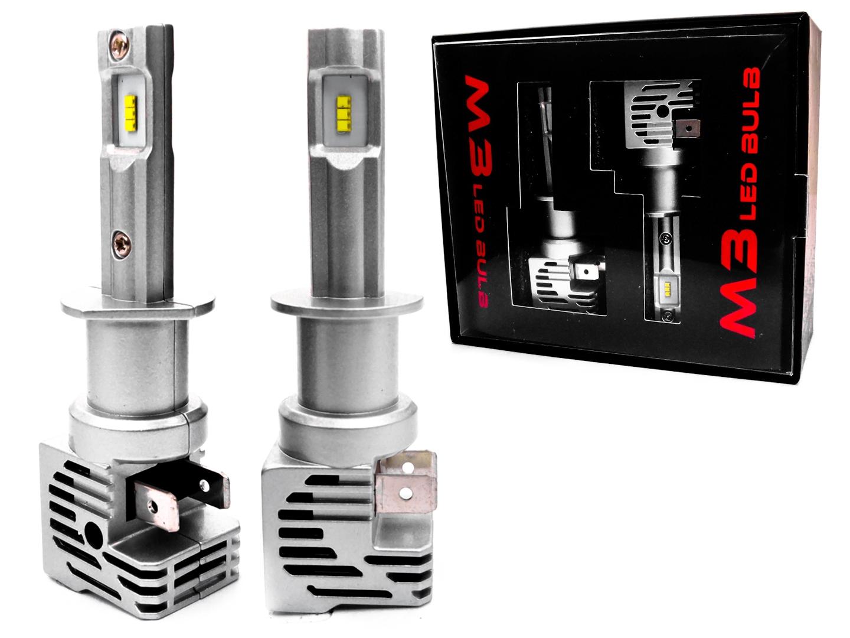 Светодиодные лампы H7 24000lm Ultra Xenon Can-Bus 130 Вт