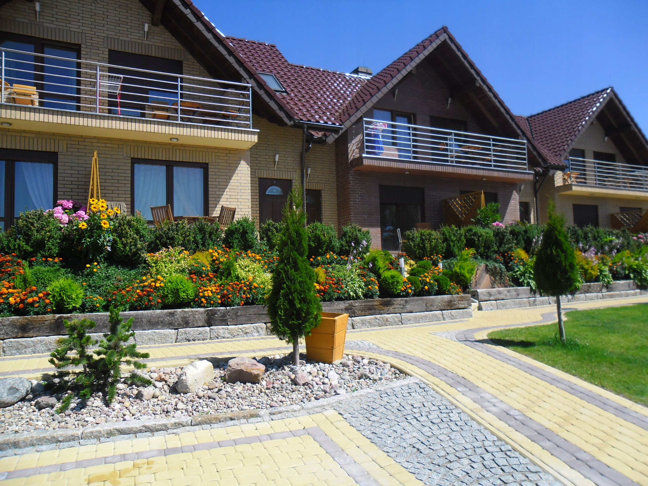 Item House by the sea, apartments holiday vacation Rusinowo