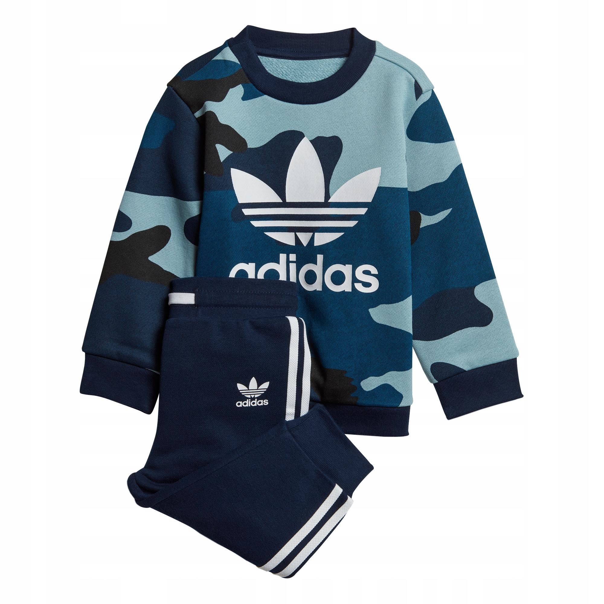 239b62c84eb54 dres dziecięcy adidas originals r 98 DW3856 7937960617 - Allegro.pl