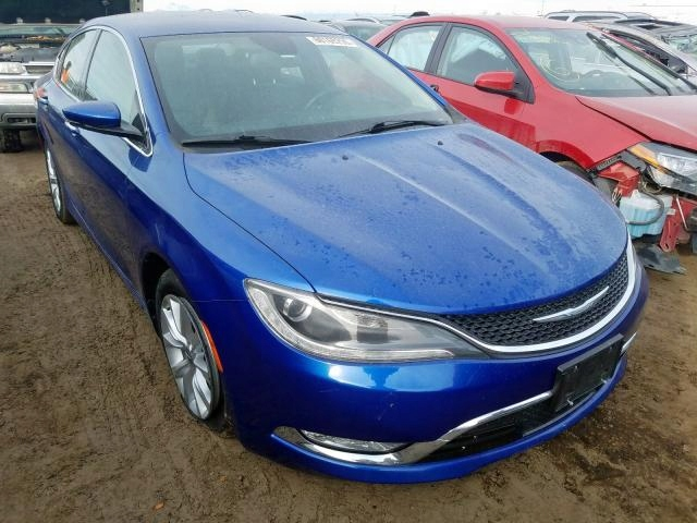 chrysler 200 200c 200s четверть мост