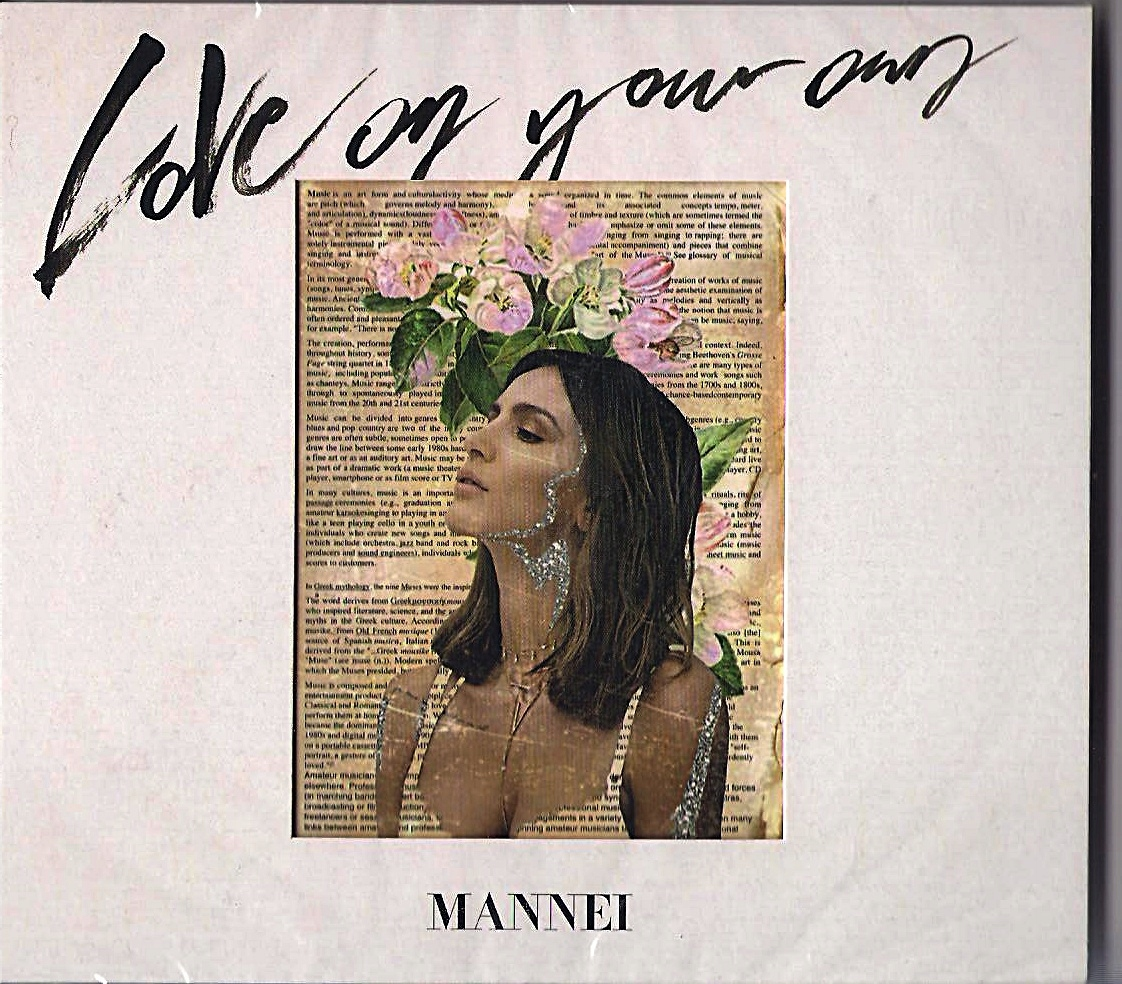 MANNEI LOVE ON YOUR OWN CD NOWY FOLIA