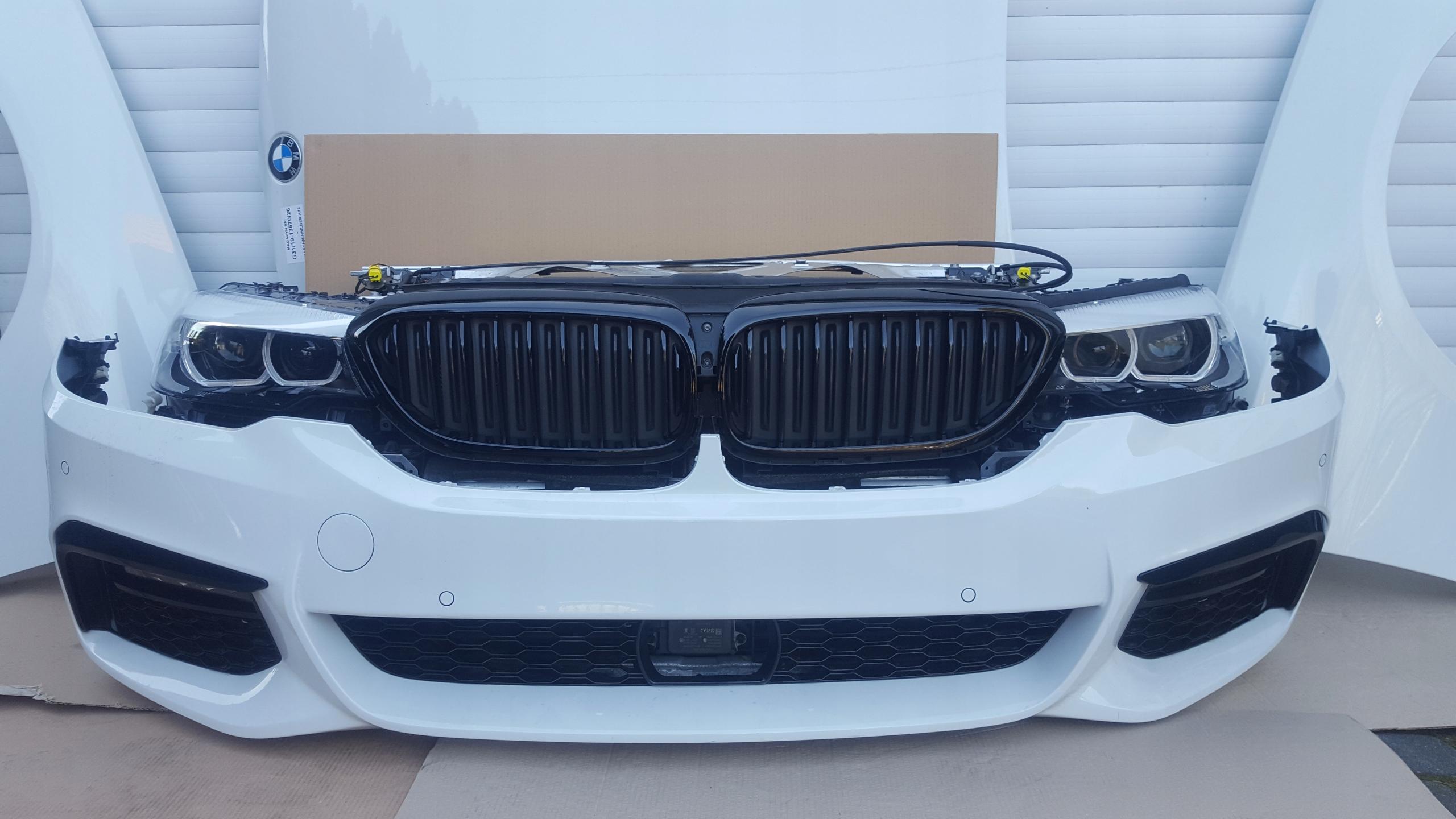 маска крыло led бампер bmw g30 a300 c2y a90 c47